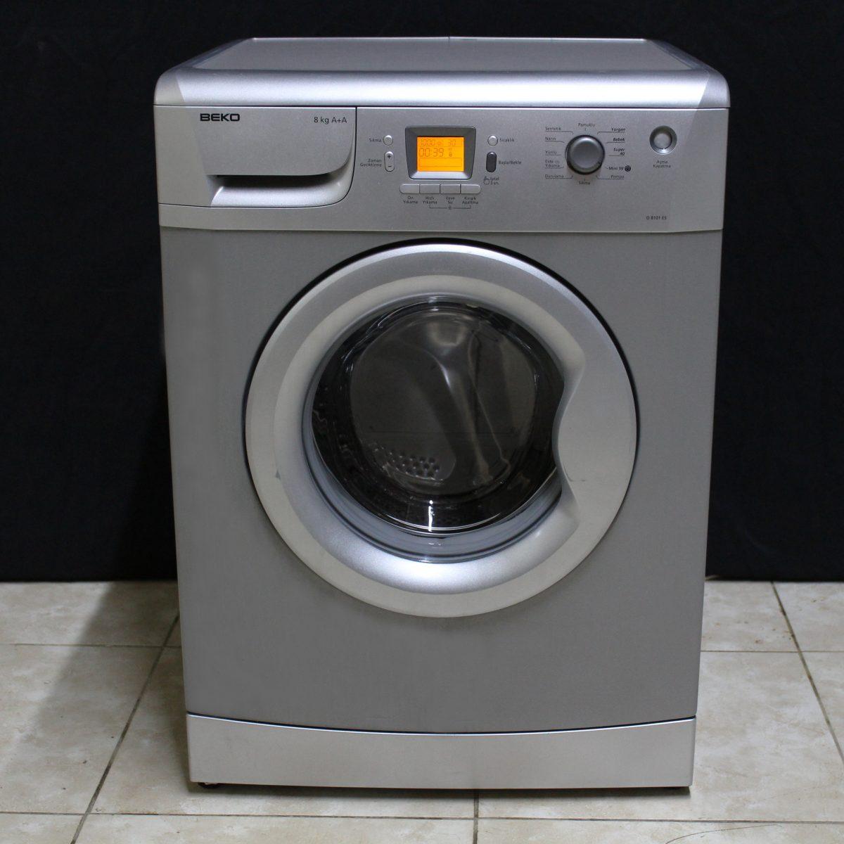 Beko 2.El Çamaşır Makinesi 8Kg