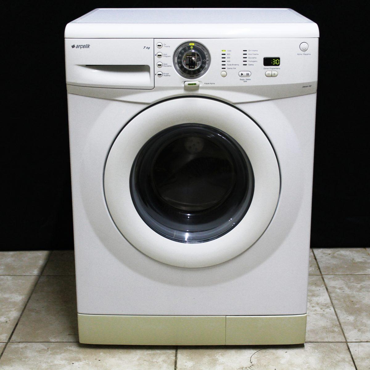 Arçelik Kullanılmış Çamaşır Makinesi