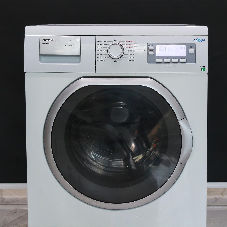 İkinci El Çamaşır Makinesi Regal 9 Kg