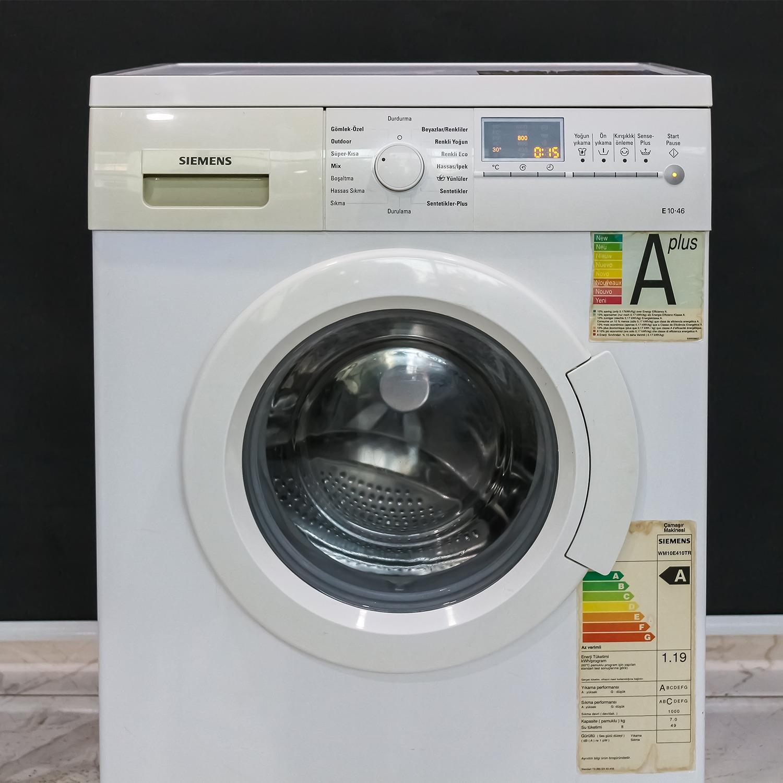 SİEMENS 7 Kg ikinci el çamaşır makinesi (2)